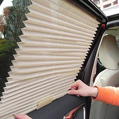 voordelige Auto-zonneschermen & zonnekleppen-auto vrachtwagen auto intrekbare zijruit gordijn zonnescherm blind zonnescherm