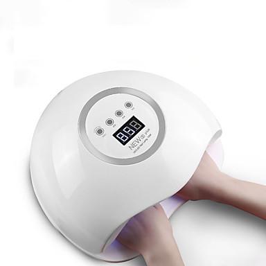 billige Neglepleie og Lakk-Negletørker 72 W Til # Nail Art Tool Stilfull Daglig Verneutstyr / Nytt Design / Ergonomisk Design
