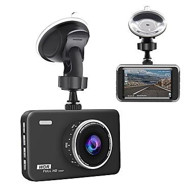 billige Bil Elektronikk-junsun q5 dash cam 3 lcd full hd 1080p 140 vidvinkel dashbord kamera bil dvr kjøretøy dash cam med videosensorloop opptak nattsyn g-sensor