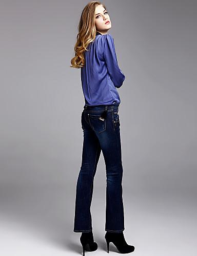 ts erstaunliche boot cut Jeans