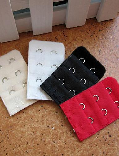 accesaories sutien pentru femei (trei minime două cârlige, 3pieces / set, randoms de culoare)