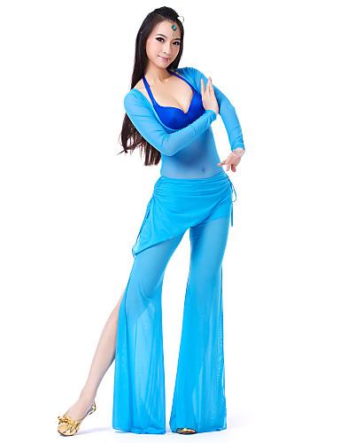 Dans din Buric Ținute Pentru femei Spandex 22.44inch(57cm)