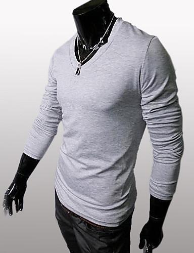 Bărbați Tricou De Bază - Mată