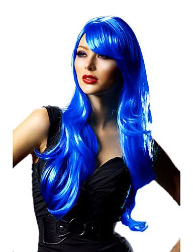 Carnival Cosplay Wigs Masquerade Women s Halloween Carnival Festival    Holiday Female Carnival Costumes Solid Colored 86aa44c280