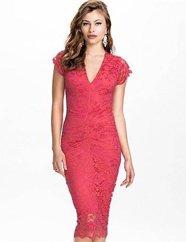 TOPRO bloemenborduurwerk vintage elegante midi jurk voor vrouwen slanke toevallige bodycon dress 9233