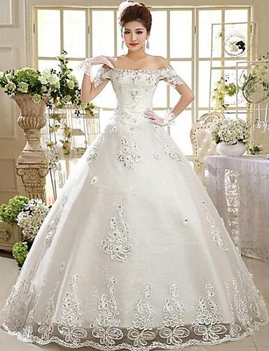 Νυφικό φόρεμα με δαντέλα στο χέρι με δαντέλα με δαντέλα