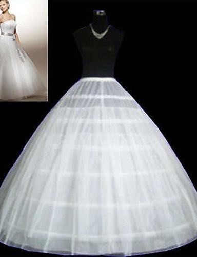 povoljno Podsuknje-Vjenčanje Special Occasion Zabava / večer Podsuknje Til Do poda Ball haljina proklizavanja Classic & Timeless s