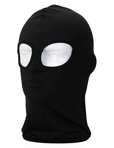 cheap Cycling Clothing-WEST BIKING® Balaclava Waterproof Breathable Ultraviolet Resistant Dust Proof Bike / Cycling White Black Winter for Men's Women's Adults' Camping / Hiking Climbing Cycling / Bike Cross-Country