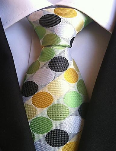 Dame Fest Kontor Grunnleggende Slips Polyester