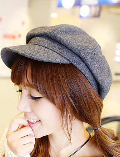 כובע קסקט - אחיד כותנה פעיל בגדי ריקוד נשים / חמוד / שחור / אדום / כחול / אפור