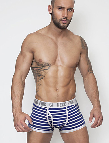 Homens Super Sexy Cuecas Listrado 1 Peça