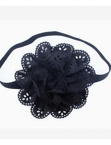 Accessoires Cheveux Toutes Saisons Coton biologique Noir / Rose / Rouge Filles