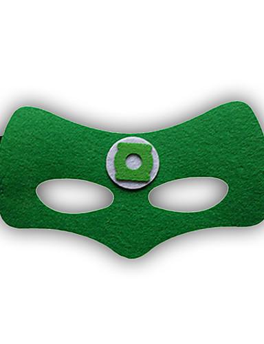 Piger / Drenge Maske Alle årstider-Polyester-Grøn