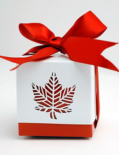 kubisch Kartonpapier Geschenke Halter mit Bänder Geschenkboxen Geschenktaschen Zuckertüten Plätzchen Beutel Geschenk Schachteln