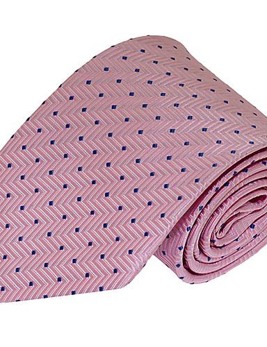 Herrer Slips-Vintage / Fest / Kontor / Casual Polyester-Stribet Pink