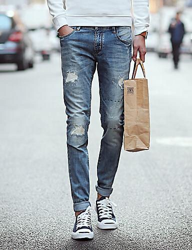 Heren Jeans BroekEffen