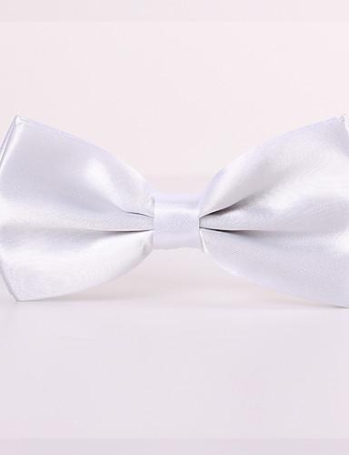 Χαμηλού Κόστους Αντρικές Γραβάτες & Παπιγιόν-Ανδρικά Μονόχρωμο Πάρτι / Γραφείο / Βασικό Γραβάτα
