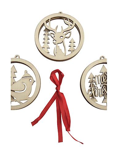 Tre Wedding dekorasjoner-3piece / Set Vinter Ikke personalisert