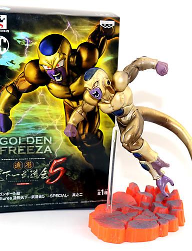 voordelige Cosplay & Kostuums-Anime Action Figures geinspireerd door Dragon Ball Frieza PVC 13.5 cm CM Modelspeelgoed Speelgoedpop