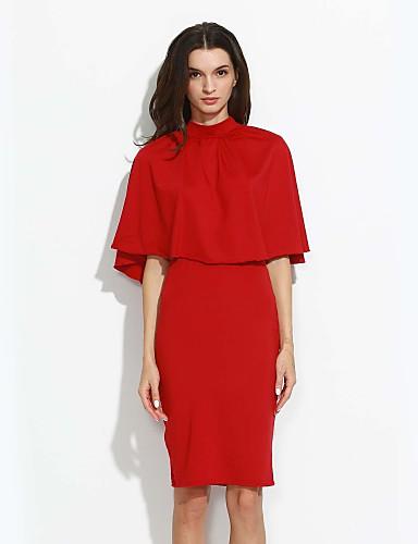 Naisten T-paita - Geometrinen, Avoin selkä Hame