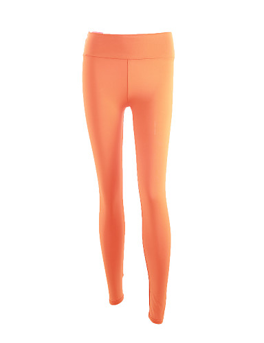 Women Solid Colored Legging