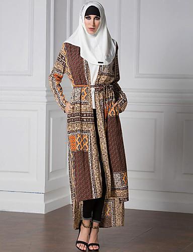 Damen Trench Coat,V-Ausschnitt Langärmelige Elasthan Patchwork