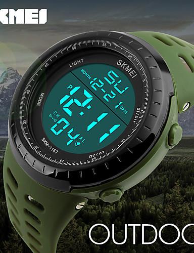 Herrn Digitaluhr Einzigartige kreative Uhr Armbanduhr Smart Watch Kleideruhr Modeuhr Sportuhr Chinesisch digital Kalender Chronograph