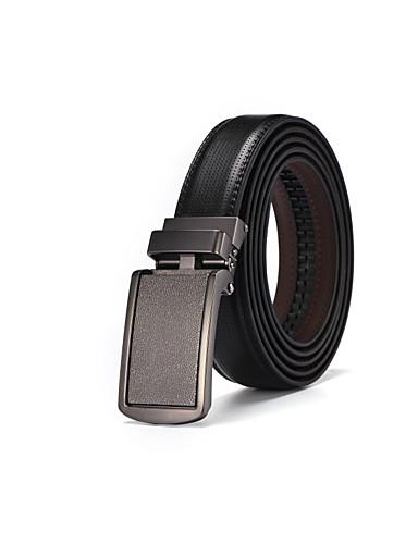 Vintage / Casual / Cinto Liga, Cinto para a Cintura - Côr Pura Sólido / Todas as Estações