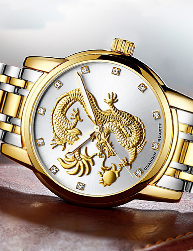 Men's Dress Watch Fashion Watch Wrist watch Bracelet Watch Mechanical Watch Unique Creative Watch Casual Watch Japanese Water Resistant /