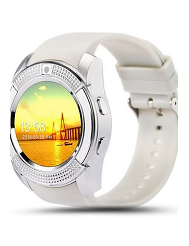 Men's Fashion Watch Digital Water Resistant / Water Proof Rubber Band Black White Blue Red Grey