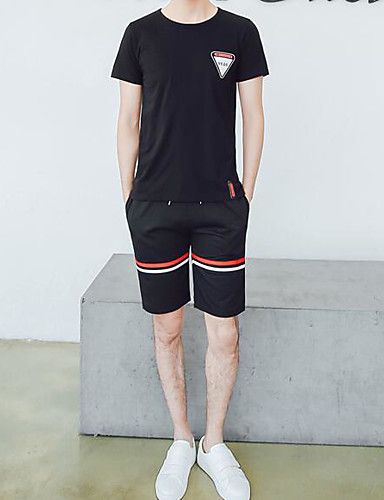 Men's Daily Casual Spring Summer T-shirt