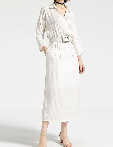 Women's Daily A Line Dress