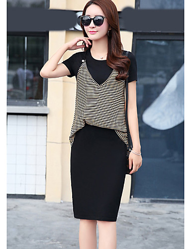 Women's Daily Tunic Dress