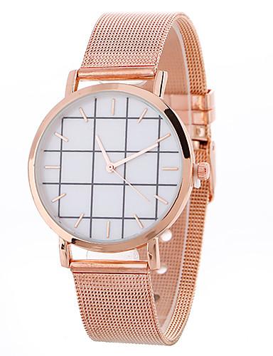 Mulheres Único Criativo relógio Relógio de Pulso Relógio de Moda Relógio Esportivo Relógio Casual Quartzo Venda imperdível Lega Banda