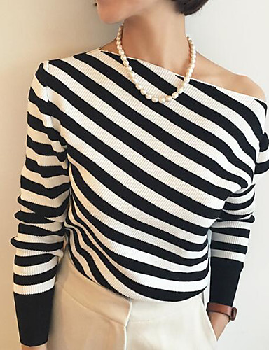 Women's Daily Casual Short Pullover