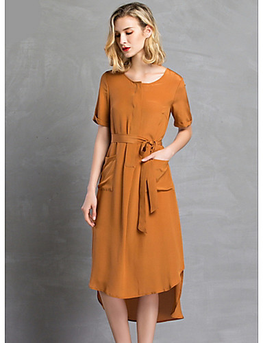 Women's Daily Swing Dress