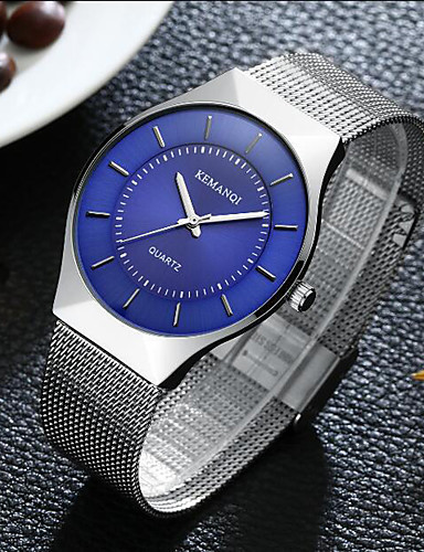 Homens Quartzo Relógio de Pulso Relógio Esportivo Chinês Impermeável Lega Banda Amuleto Criativo Casual Relógio Criativo Único Elegant