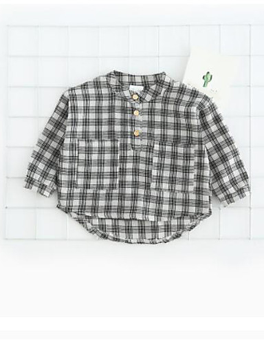 Baby Solid Shirt