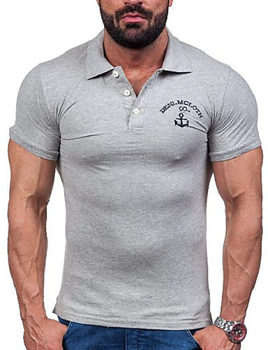 Men's Work Daily Casual T-shirt
