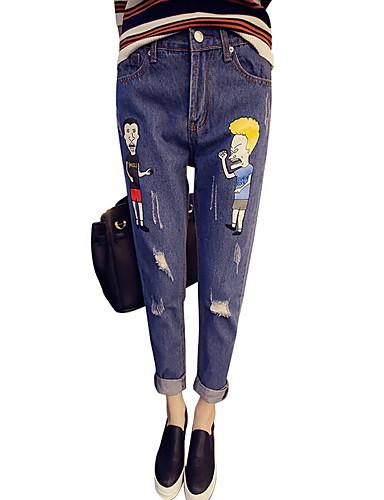 Women's High Waist Micro-elastic Skinny Pants,Simple Slim Solid