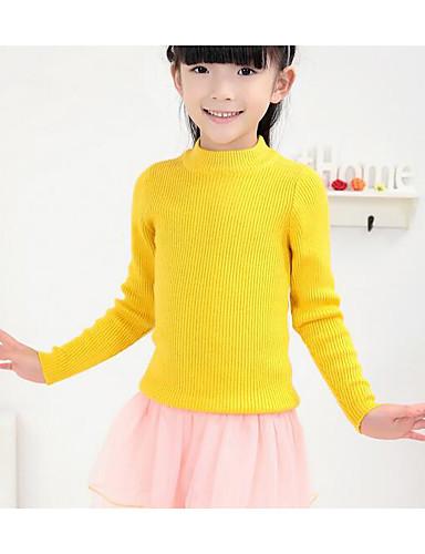 Mädchen Bluse Streifen Baumwolle Herbst Winter Ärmellos