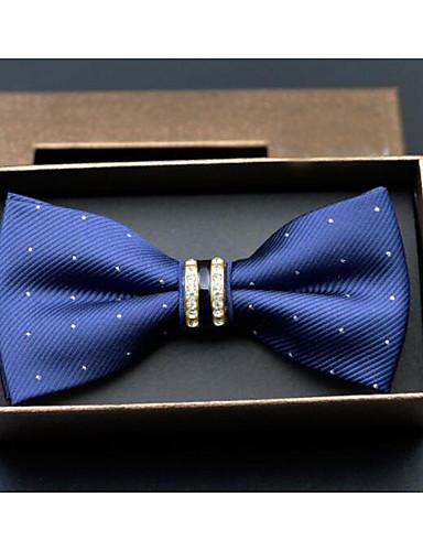 رخيصةأون اكسسوارات رجالية-ربطة العقدة النقاط بوليستر, أخرى للرجال