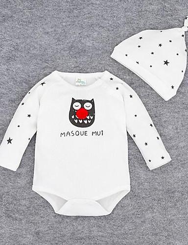 Baby Einzelteil Andere Baumwolle Sommer Braun Weiß