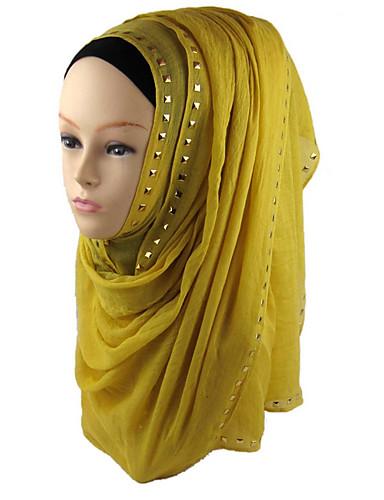 حجاب صلب كل الفصول بوليستر نساء
