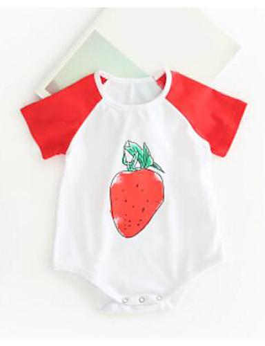 Baby Einzelteil Andere Baumwolle Sommer Schwarz Rote Gelb