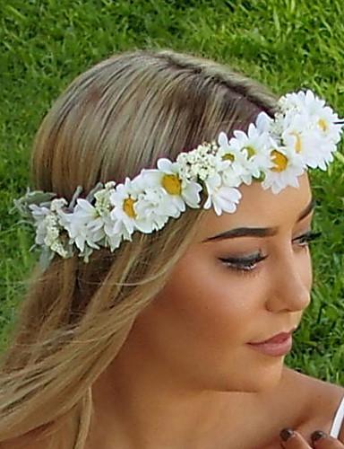 Women's Basic Fabric Jewelry Head Chain