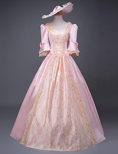 dc8cd9caaea Cinderella Θεά Φορέματα Στολές Ηρώων Χορός μεταμφιεσμένων Τουαλέτα Ενηλίκων Γυναικεία  Rococo Μεσαίωνα Αναγέννησης Πάρτι Χοροεσπερίδα Χριστούγεννα Halloween ...