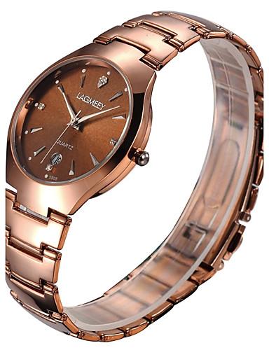 Herrn Quartz Uhren Etuis Armbanduhr Chinesisch Kalender Chronograph Wasserdicht Edelstahl Band Luxus Freizeit Einzigartige kreative Uhr