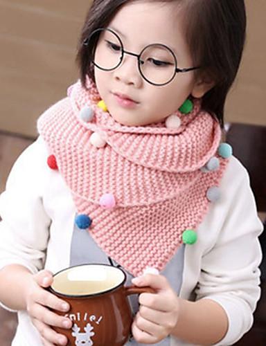 Szaliki - Dla dzieci - Zima - Sweter Blushing Pink Gray