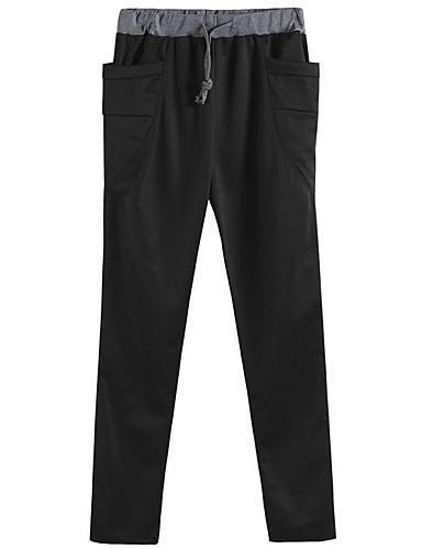 בגדי ריקוד גברים כותנה מכנסי טרנינג מכנסיים אחיד